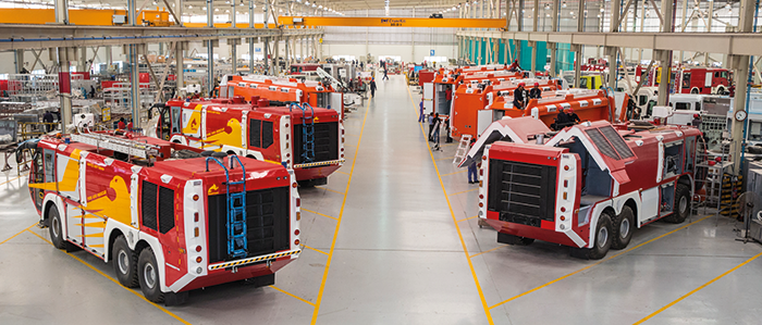 Advanced manufacturing facility fully equipped with latest technology and state-of-the art machines.