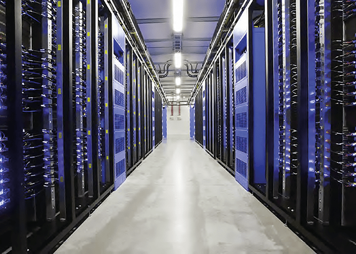 Every day a data centre is out of action the operator could lose $480,000.