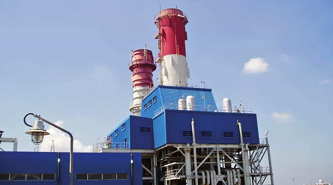 Power generating stations are typical highly protected risks.