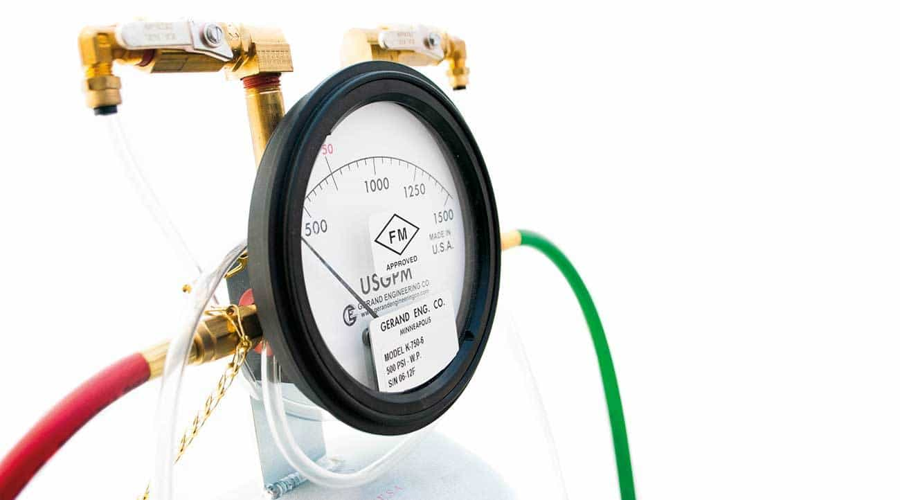 Gerand's meters have the highest accuracy, lightest weight and most durability in the industry.