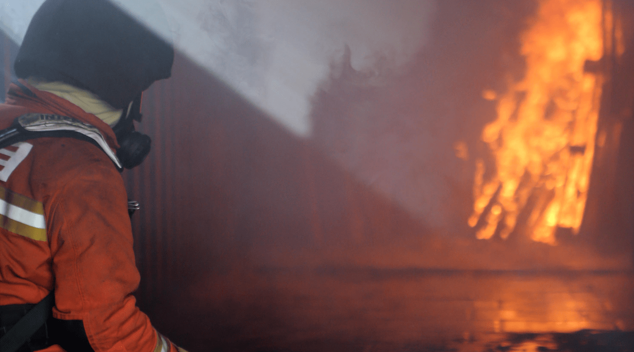 Red One awarded CFBTI contract for South Yorkshire Fire & Rescue Service