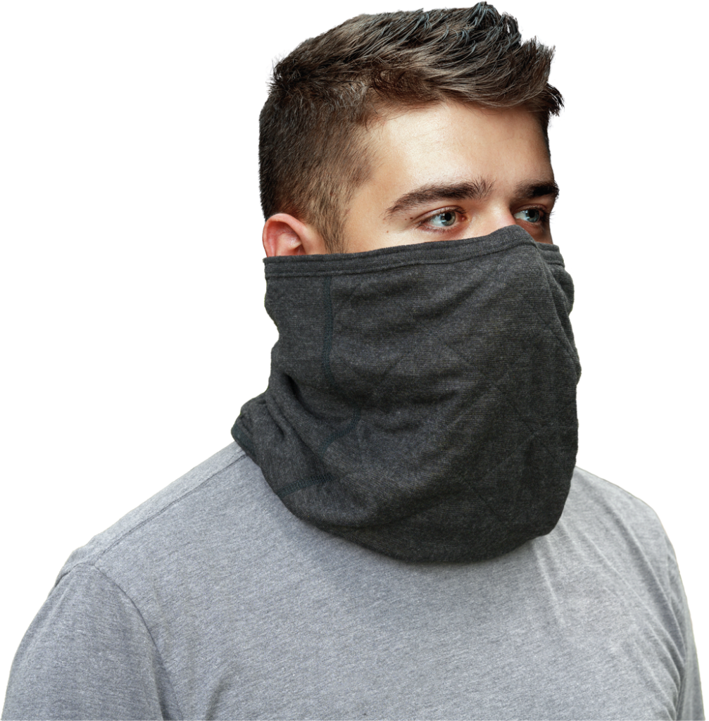 BarriAire Comfort Plus Cold Weather Neck Gaiter/Bandanna.