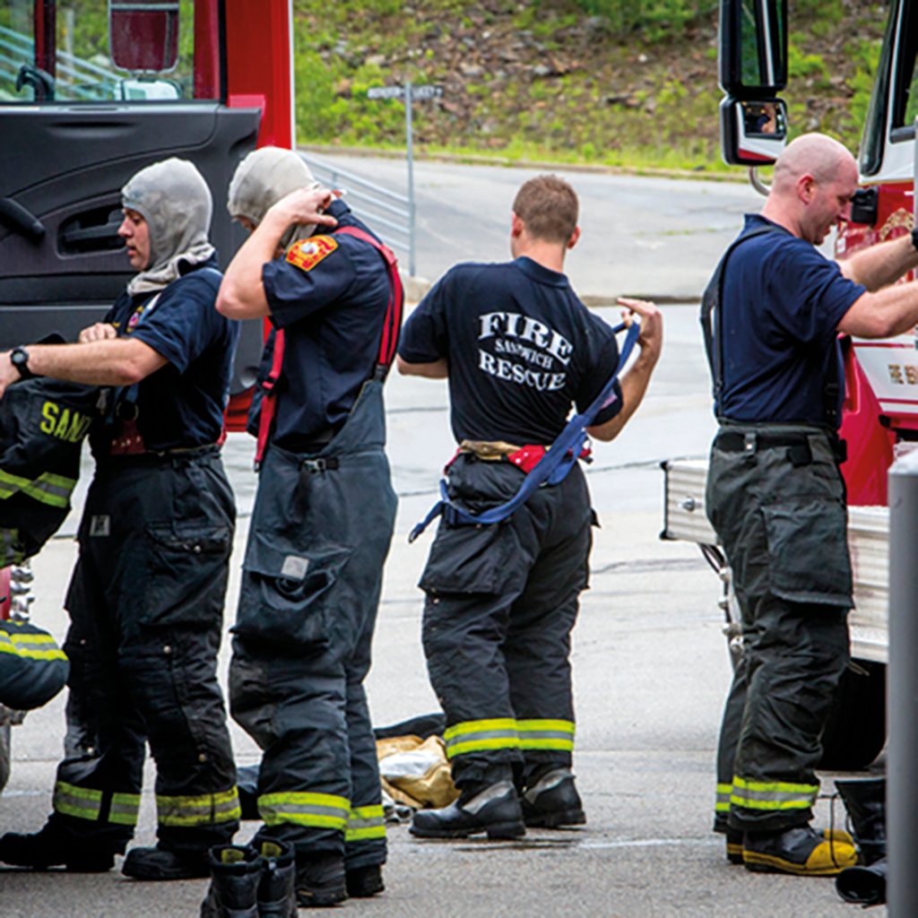 Some of the most hazardous aspects of the job may not be immediately apparent to new fire service recruits.