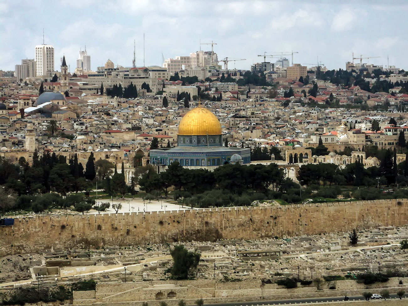 The developing friendship with Israel has opened up an affluent market for investors and tourists and the region.