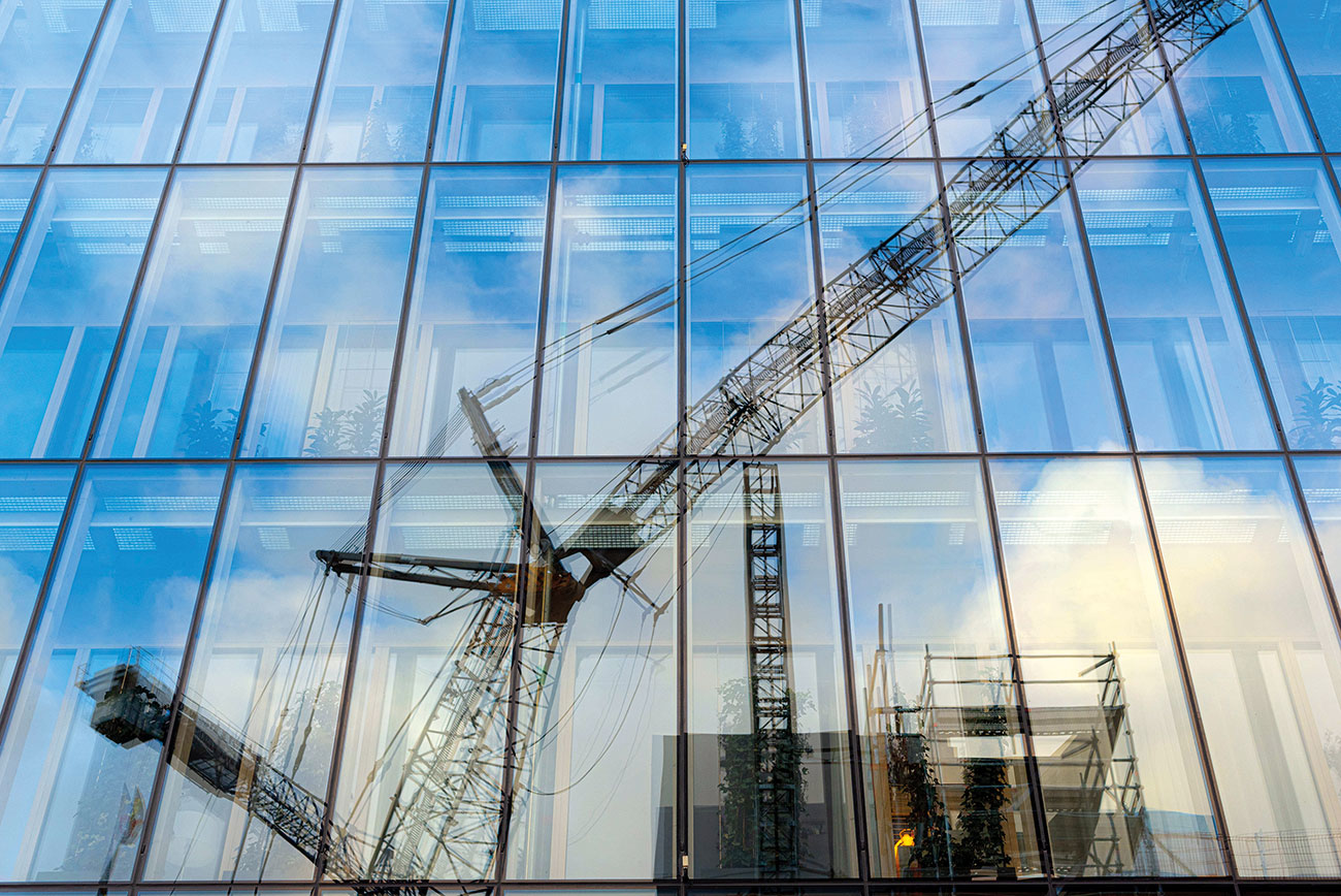 The construction industry is moving towards providing solutions that support increased health, safety and savings along the supply chain.