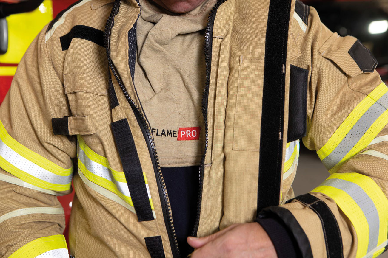 Regular inspections of fire kits are just as important as laundering. A fire suit is only as good as its weakest seam, and therefore kit needs to be checked that it is fit for purpose every time before it is used.