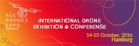Age of Drones Expo Banner