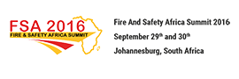 FIRE AND SAFETY AFRICA SUMMIT 2016
