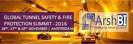 Global Tunnels Safety & Fire Protection Summit - 2016